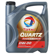 Масло моторное TOTAL QUARTZ ENERGY 9000 0W30 (4л)