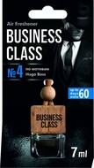 Ароматизатор FRESHCO Business Class №4 HUGO BOSS