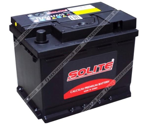 Аккумулятор SOLITE CMF56219 62 Ач о.п.